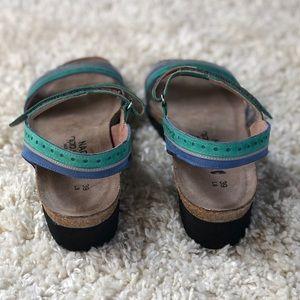 Naot Shoes - Naot Beverly Sandal Emerald Green NWOT EUR 39